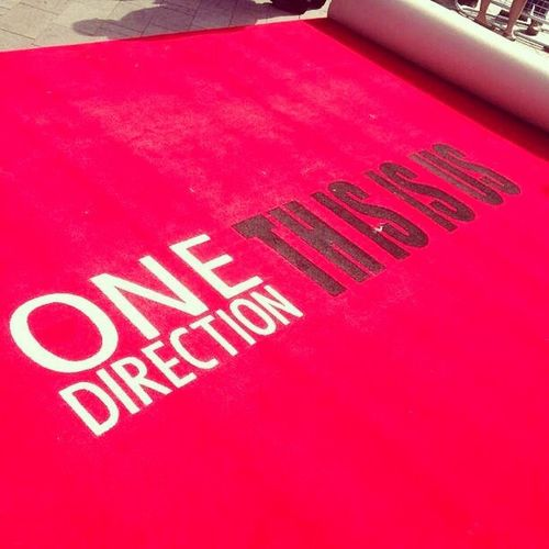 Tonight is the night!  1DMoviePremiere 