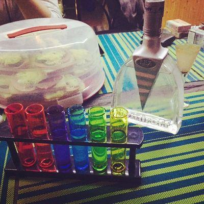 ☝️ Vodka Lex Nemiroff + Tequila Pezsgo Boy Love Happy 😂