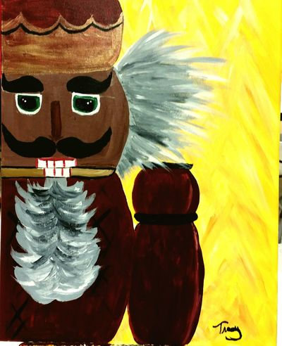 Nutcracker Nutcrackers Painting With A Twist
