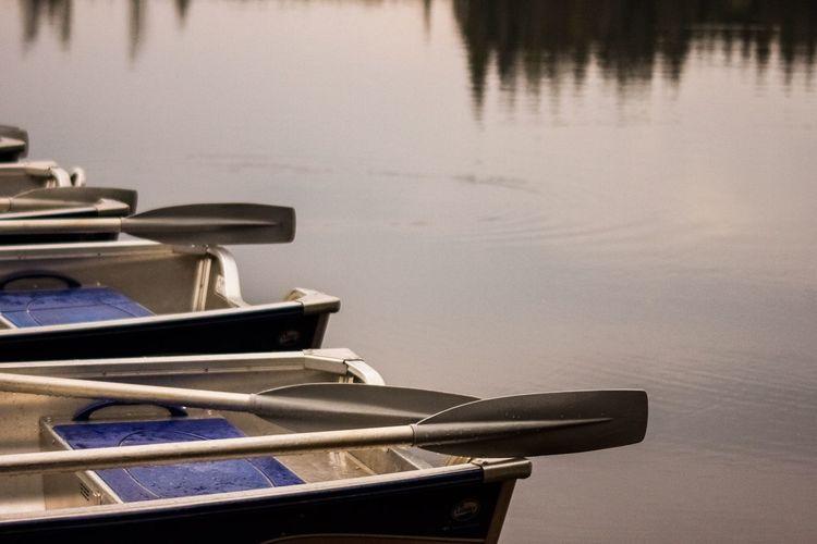 Row a boat II