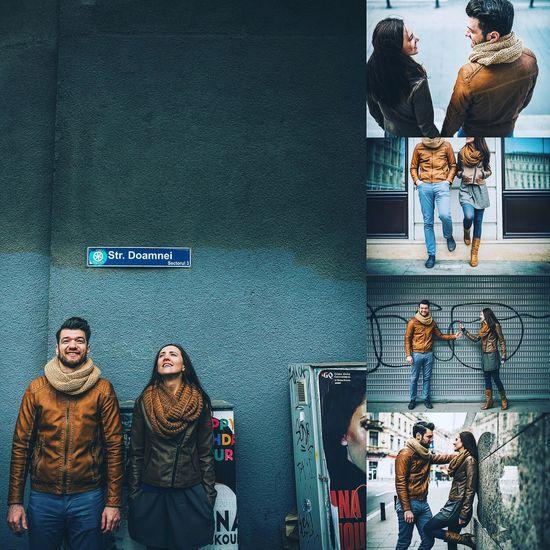 Couple Shesaidyes Inlove Street Sigmaart 35mm Nikon