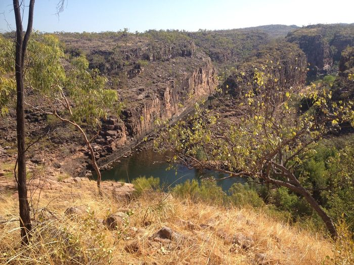 Katherine Gorge, Nitmiluk National Park, Northern Territory, Australia 43 Degree Australia Gorge Hot Kakadu National Park Katherine Katherine Gorge Nitmiluk National Park Northern Territory Red Trekking Beauty In Nature Day Environment Forest Growth Heat Heat - Temperature Land Landscape Mountain Nature Nitmiluk No People Non-urban Scene Outdoors Plant Red Earth Scenics - Nature Sky Tranquil Scene Tranquility Travel Tree Trek Water