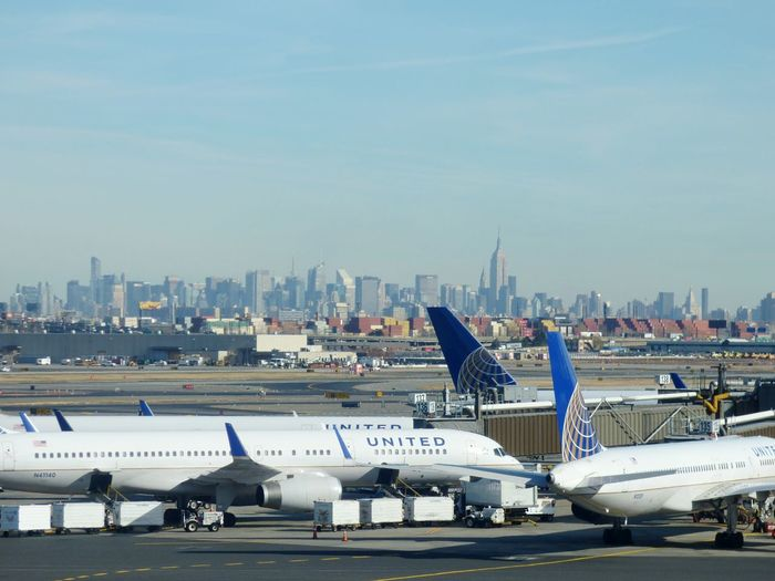...and this is the airport... The Best Of New York Airport Newark