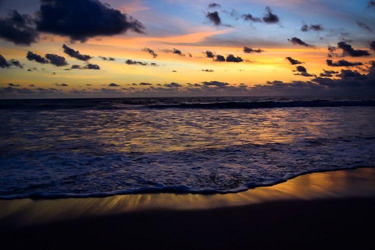 Seminyak sunset. Bali Taking Photos Seminyak Sunset 🌅 Travel Photography