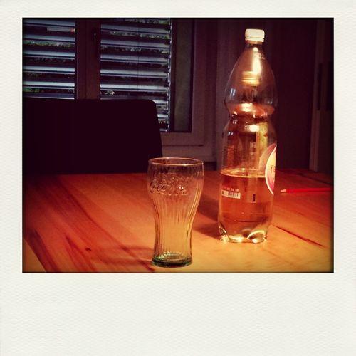 Flasche... halt