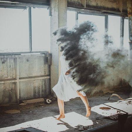 Таинственное превращение .. исчезновение ) пыль завод исчезновение