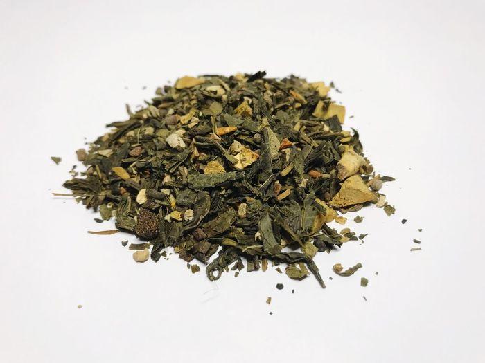 Loose green tea Tea Loose Tea Green Tea ❤️ EyeEm Selects White Background Studio Shot Indoors  Healthcare And Medicine Food And Drink Still Life Food Healthy Eating