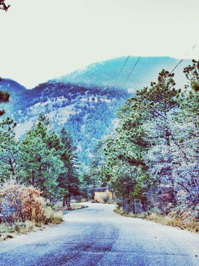 Flippa K Asks: What Inspires You? Clara Filter Colors Of Autumn Cascade, Colorado Nature