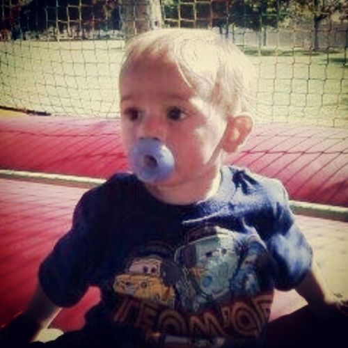 TBT  MyNephewAidan :'( he's grown so much it makes me sad. @eileenshilling If only I could turn back time.