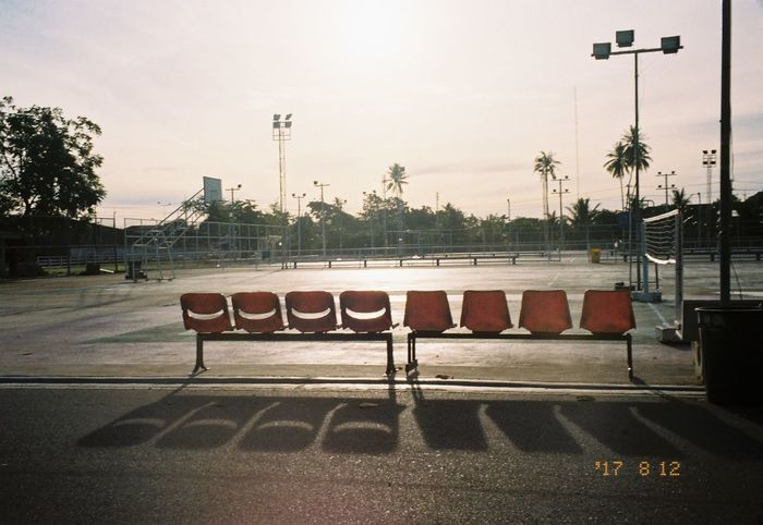 Morning Light Olympus Mju Ll Sunlight Communication Iusefilm Kodakcolorplus200 Outdoors Sky