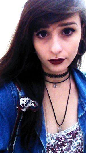 Choker Prisma Nossoboteco Make Medusa Pircingtime❤✌
