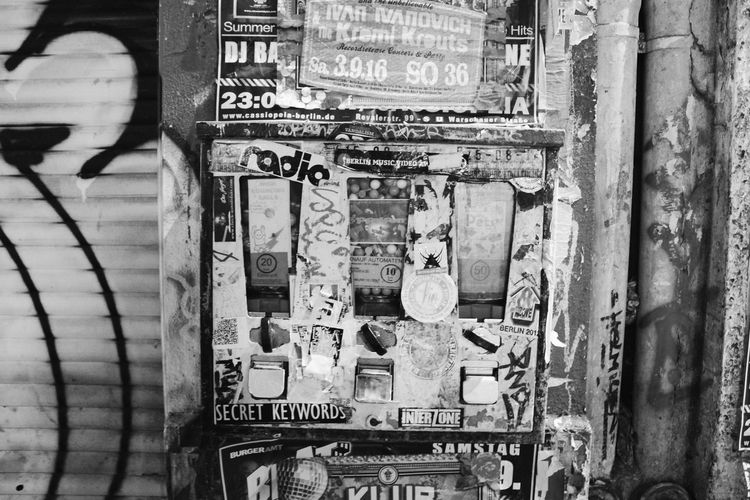 Clean. Communication Close-up Number Western Script Text Telephone Booth Choice Man Made Object Culture Automat Kreuzberg Berlin Streetphotography Kunst