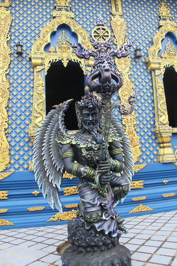 Thailand Thailand_allshots Thailandtravel Thailand Photos Thailand🇹🇭 Temple - Building Templephotography Buddhism Buddhist Temple BUDDHISM IS LOVE Chiang Mai | Thailand Chiangmai Chiang Mai Thailand Representation Art And Craft Sculpture Creativity Statue Human Representation Belief Architecture Male Likeness Religion No People Spirituality Built Structure Place Of Worship Building Day Craft Building Exterior Ornate