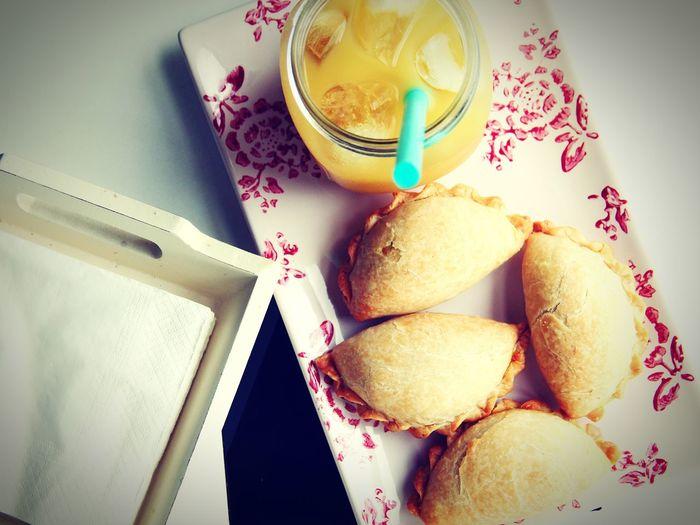 Simplest at its best. Karipap! In My Mouf Malaysian Food Karipap Foodie Simple Shot