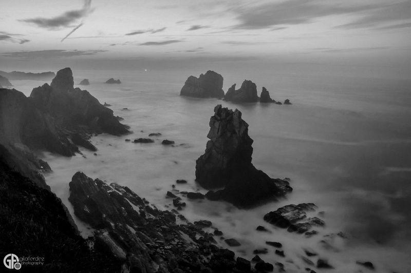 Blackandwhite Monochrome Black And White Landscape