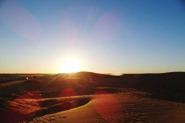 Algerian Sahara Algeria First Eyeem Photo Adventure Club Sunset 43 Golden Moments Ouargla