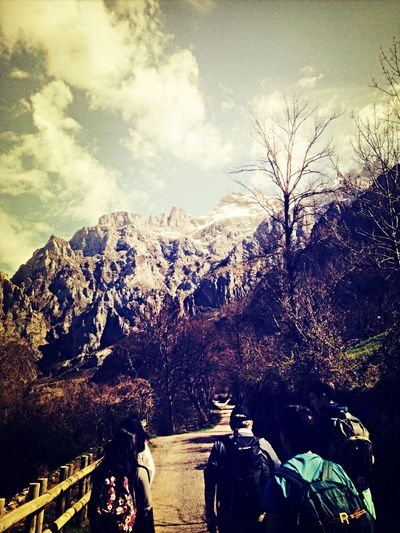 RePicture Travel Getting Inspired Holiday One of the best travel in my life Asturias Enjoying Life Rutadelcares