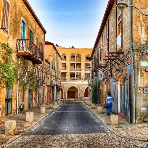 A lane in Jaffa Israel Cellphonephotography Tanakhtour2015