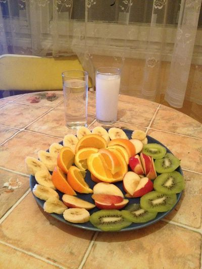 Food Fruits Turkish Raki Relaxing