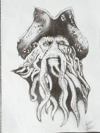 Davyjones Drawing