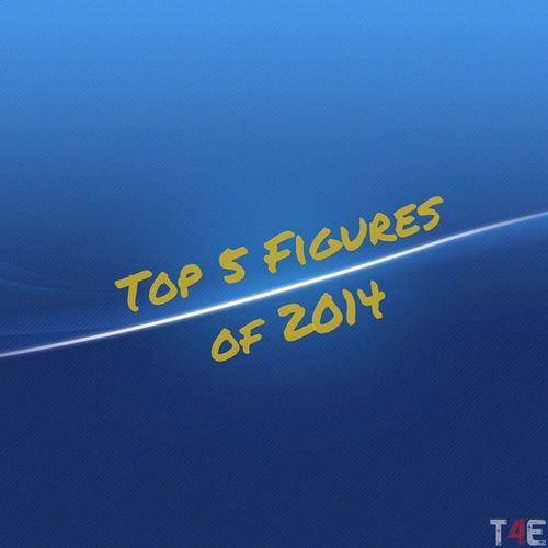 It's the last day of 2014 which makes it time to name this years top figures. Throughout the day I'll be posting my Top5Figuresof2014 so stay tuned. I encourage everyone to pick their top 5s as well. We all might have similar choices.