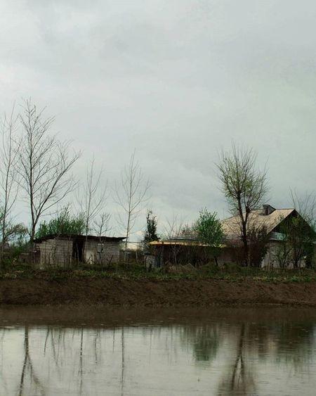 Spring نوروز95 Rasht Gilan Cloudy RainyDay Rainy 700D Reflection Reflect