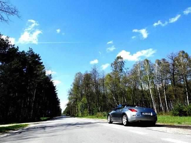 350z FairladyZ Nissan Poland Spring