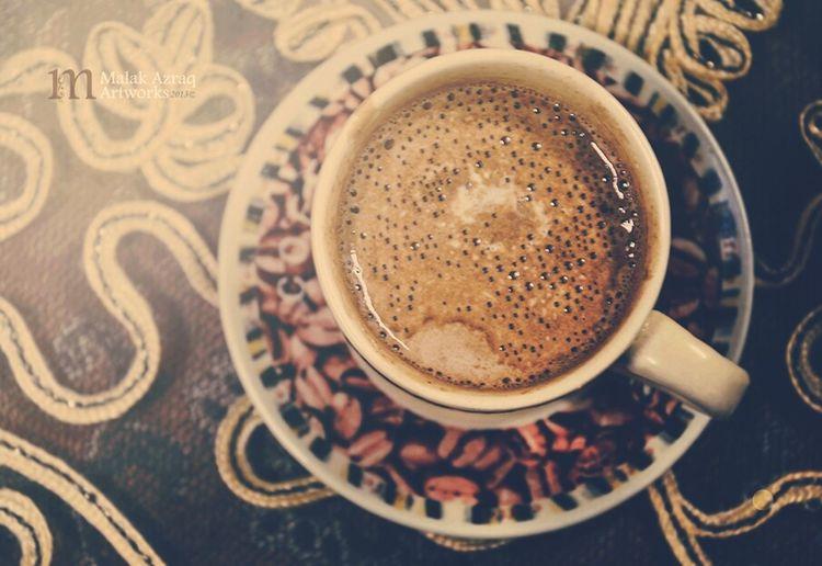 عشق القهوة ♡