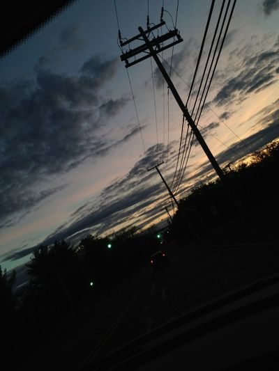I Take Way Too Many Pictures Of The Sky..
