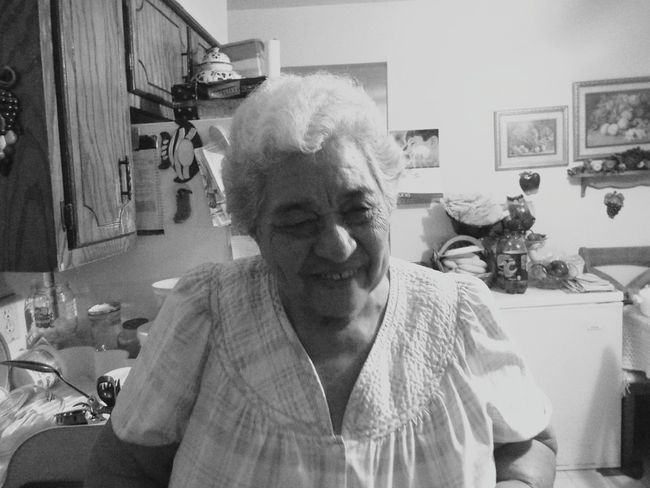 Grandma Grandmother Grandmas House Hispanic Kitchen Candid Shot Black And White Home Is Where The Art Is Place Of Heart