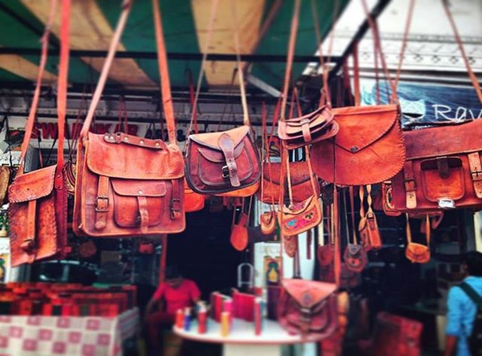 Leather shop in Udaipur, Udaipur UdaipurDiaries City Leather Bag Leatherbag Leatherbags Shop Shopping Street Indianstreet Taking Photos Travel Photos Photography
