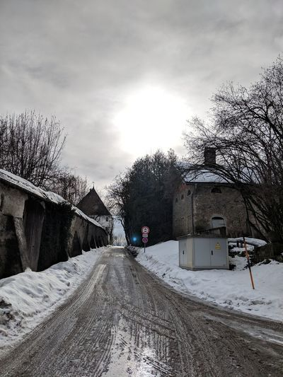 Sludge Snow