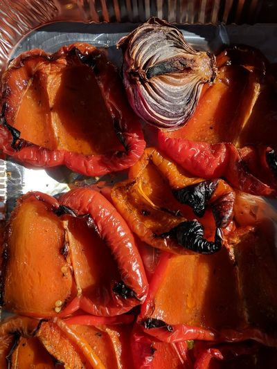 Close-up Crustacean Food Food And Drink Freshness Fruit Healthy Eating High Angle View Indoors  Indulgence Meat No People Orange Color Ready-to-eat Red Seafood Serving Size Still Life Temptation Vegetable Wellbeing