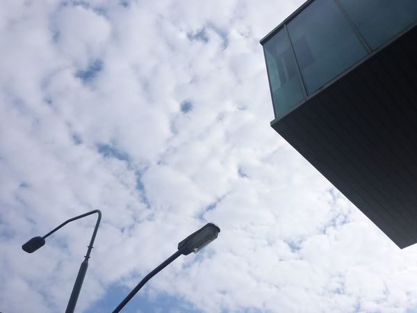 Architecture Low Angle View Cloud - Sky Sky Day Outdoors Architecture Built Structure