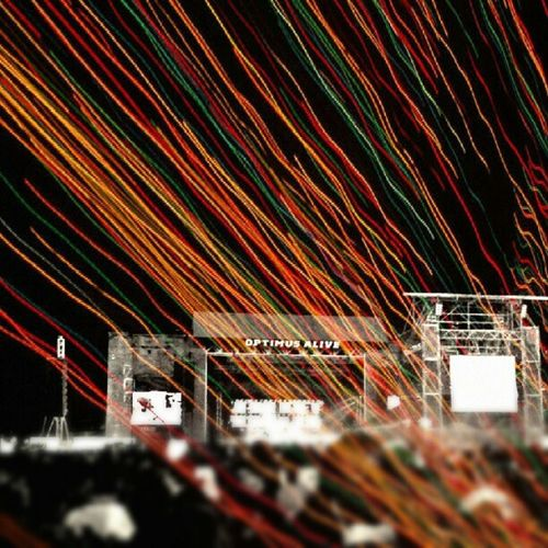 Optimusalive Radiohead Radiocomercial