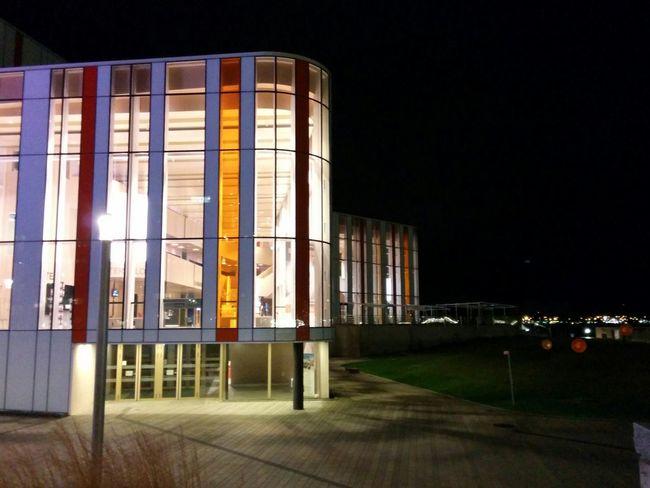 Nightphotography Nexus 5 Architecture Theatre