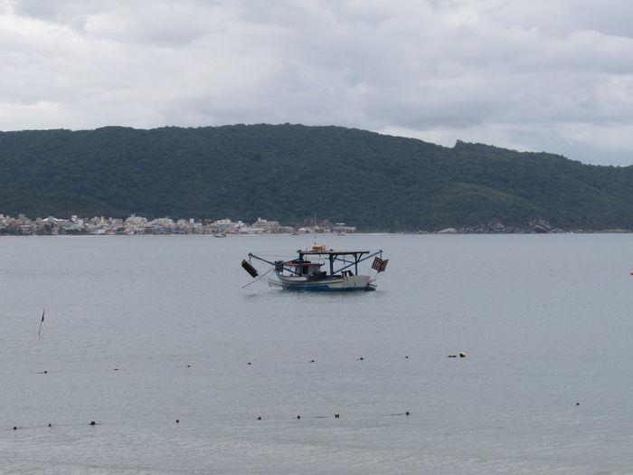 Bombinhas Boats