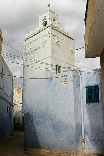 Kairaouan Mosquée Ali Mokthar Tunisia القيروان مسجد علي المختار تونس