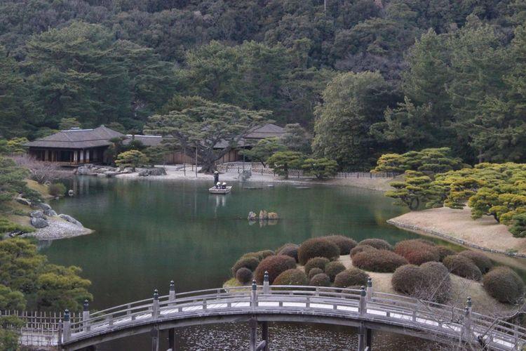 Japan Ritsurin Garden