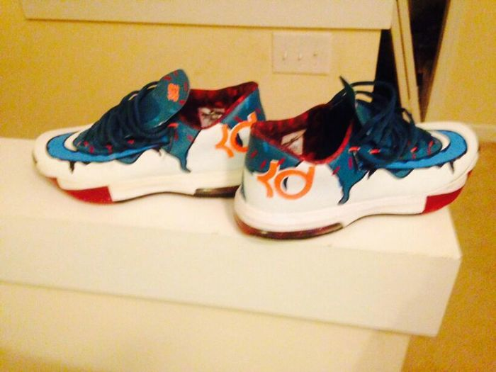 I dont even like Kd's but i had to.
