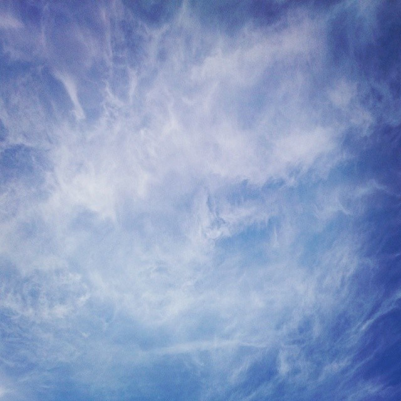 sky, cloud - sky, low angle view, beauty in nature, nature, sky only, blue, backgrounds, scenics, no people, tranquility, tranquil scene, full frame, outdoors, day