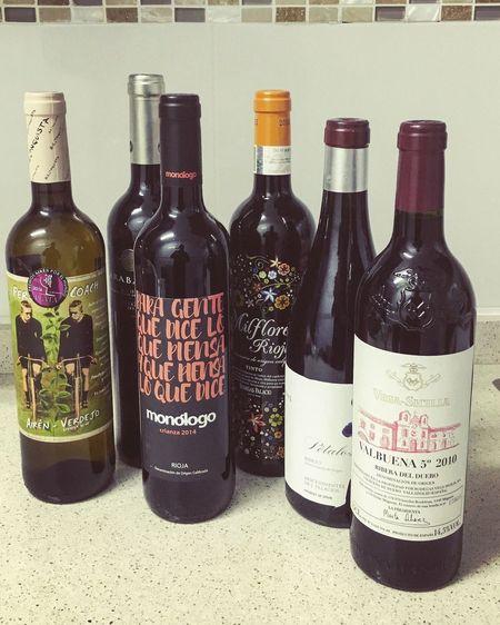 Detodounpoco Wine Vino Caldos De La Tierra