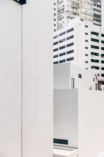 The Architect - 2018 EyeEm Awards Apartment Architecture Balcony Building Building Exterior Built Structure City City Life Copy Space Day Modern No People Office Office Building Exterior Outdoors Residential District Skyscraper Sunlight Wall - Building Feature White Color Window 17.62°