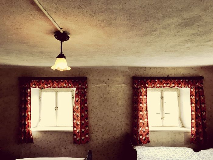 Indoors  Door Architecture No People Illuminated Day Bavaria Windows Farm House Sleeping Room Vintage GERMANY🇩🇪DEUTSCHERLAND@