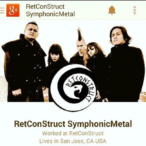 FollowUS on Google + Symphonicmetal GothicMetal gothicrock gothrock femalefronted follow4follow gothic band bands lineup sanjose sanfrancisco bayarea