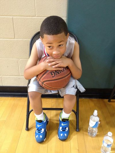My Lil Brother Doin His Thing !❤
