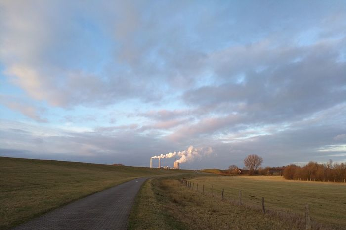 Rheinaue Melancholic Landscapes We Are Photography, We Are EyeEm Walking Around Outdoors Industrial Industrial Landscapes Take A Walk