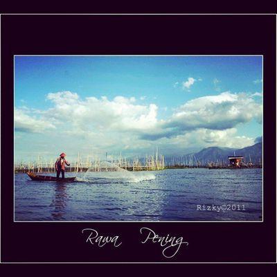 Morning Rawa Pening Adventures Rawapening INDONESIA