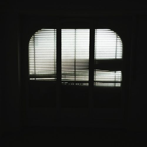 Light And Shadow Abandoned Places Abandoned Window Indoors  Blinds Architecture No People Day Pattern Dark Closed Sunlight