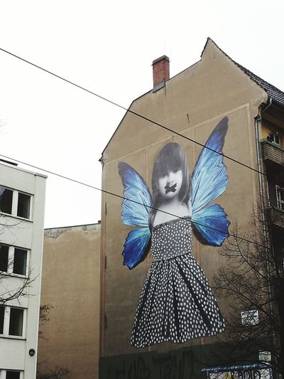 Berliner Ansichten Berlin Streetart Berlin Photography Girl Graffiti Art